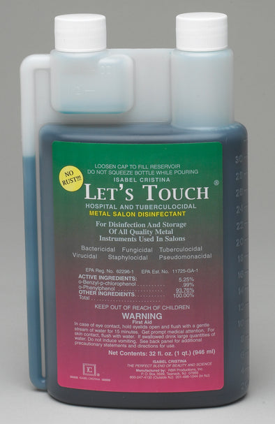 Let's Touch Disinfectant