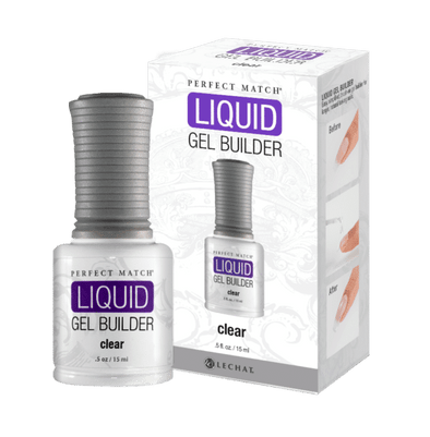 Perfect Match Liquid Gel Builder- Clear