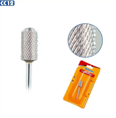 CC12 Silver Safety Carbide Large Two-Way Barrel Bit
