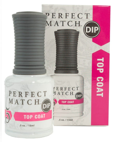 Lehcat Perfect Match Dip Top Coat