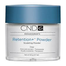 CND Retention+ Powder Clear
