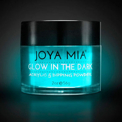 Joya Mia Glow in the Dark Acrylic & Dipping Powder #1