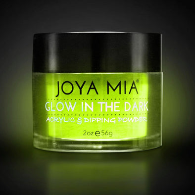 Joya Mia Glow in the Dark Acrylic & Dipping Powder #4