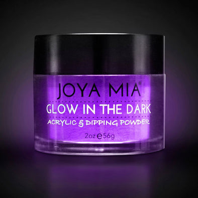 Joya Mia Glow in the Dark Acrylic & Dipping Powder #8