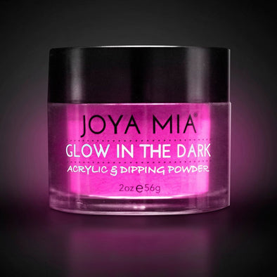 Joya Mia Glow in the Dark Acrylic & Dipping Powder #9