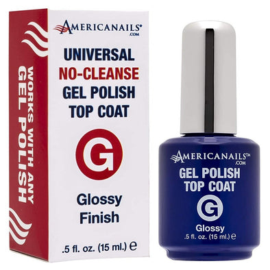 Americanails Glossy Gel Polish Top Coat