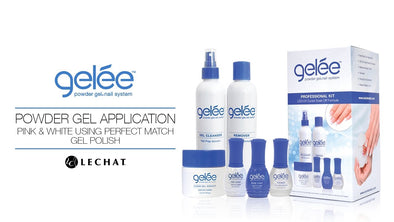 Gelee Powder Gel Kit