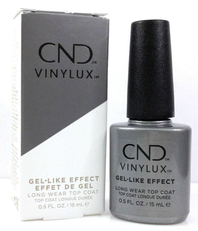 CND Vinylux Gel-Like Top Coat