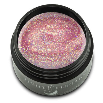 Sweet Nothing UV/LED Glitter Gel - Light Elegance