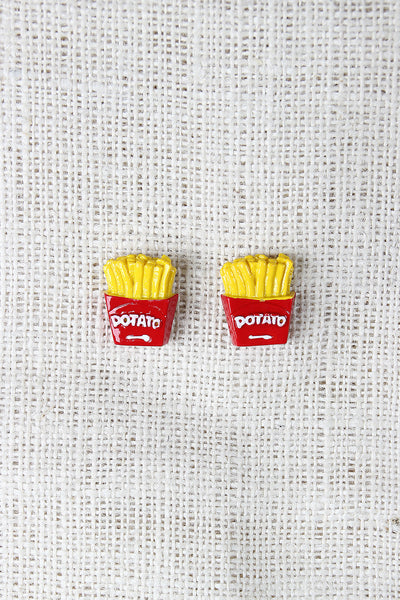 Fries Earrings