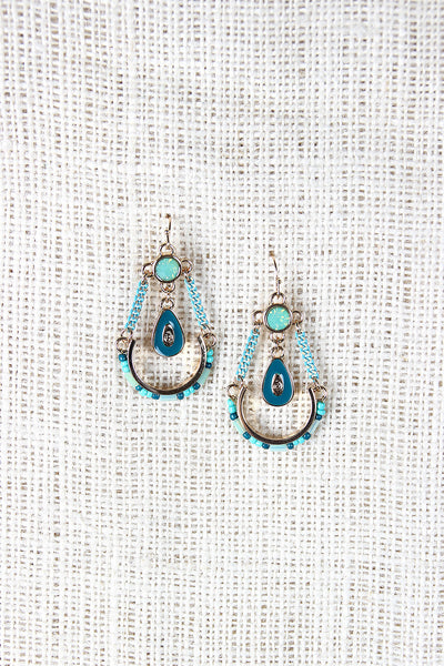 Chain Reaction Earrings