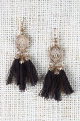 Tidal Fringe Earrings