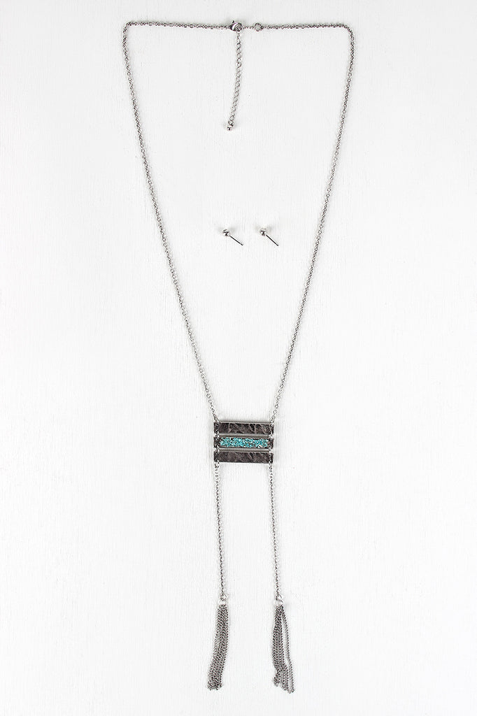 Sandbar Long Necklace