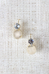 Shiny Bauble Earrings