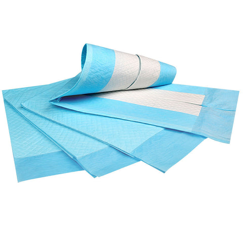 200 Puppy Training Pads Blue