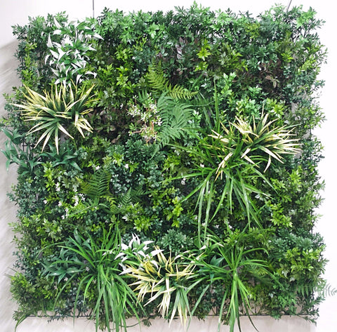 UV Stabilized Green Forest Select Range Vertical Garden 100cm X 100cm