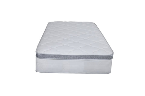 Memory Foam Euro Top Spring Mattress SB