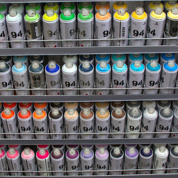 MTN 94 spray paint (IN STORE ONLY) - GCS Clothing