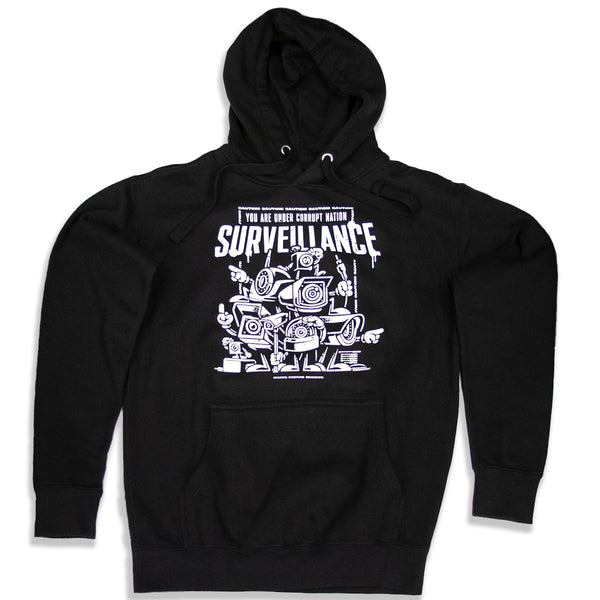 CCTV Sweater - GCS Clothing