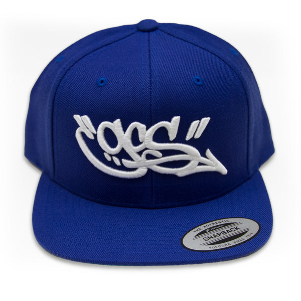 GCS Logo Hat (royal blue) - GCS Clothing