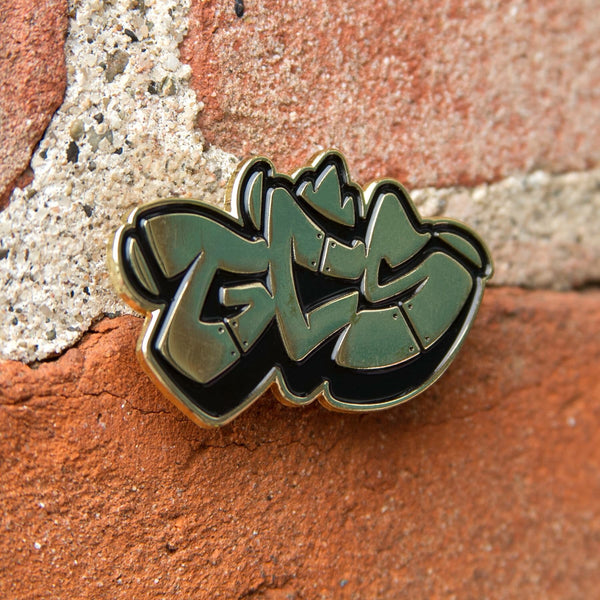 graffiti pin
