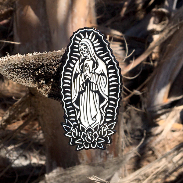 Vaya Con Dios pin - GCS Clothing