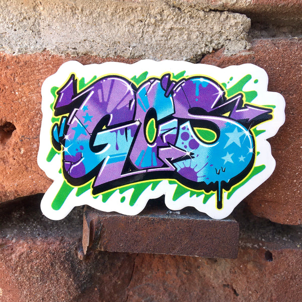 GCS x DIGITAL sticker - GCS Clothing