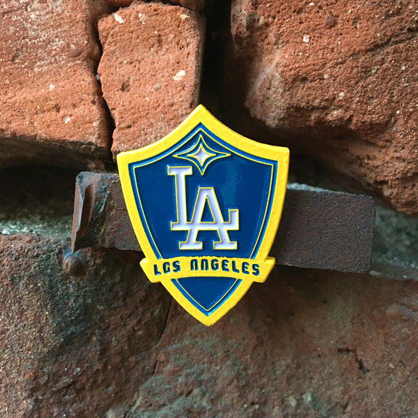 LA Galaxy pin - GCS Clothing