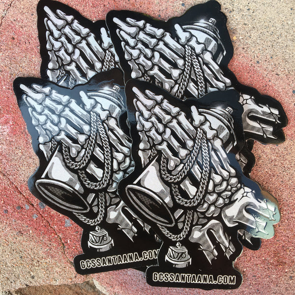 Pray sticker - GCS Clothing