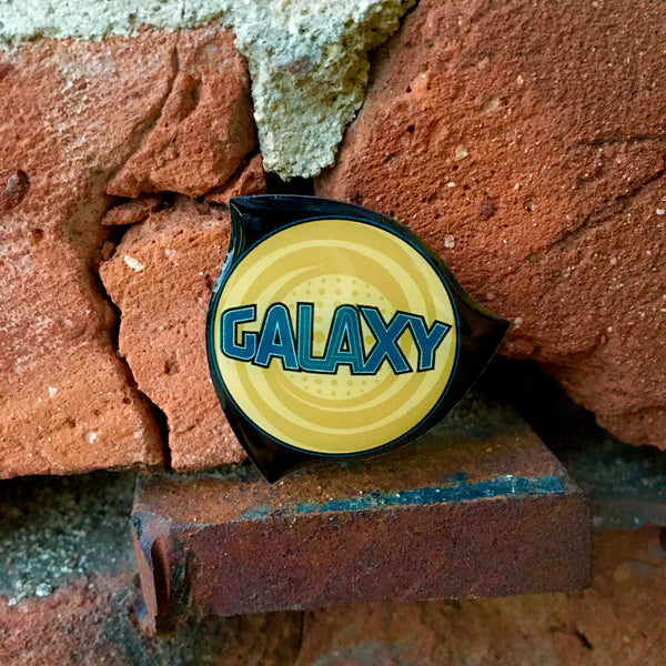 Galaxy pin - GCS Clothing