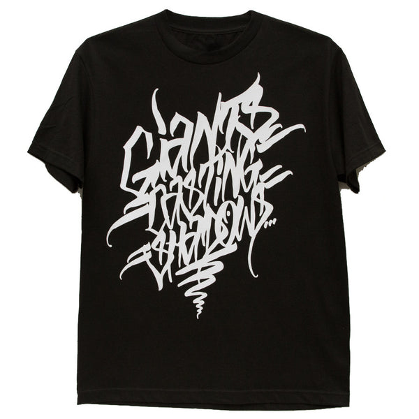 REVOK x GCS Tee (black/white) - GCS Clothing