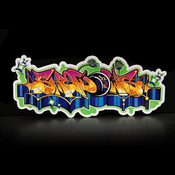 SHADOWS sticker - GCS Clothing