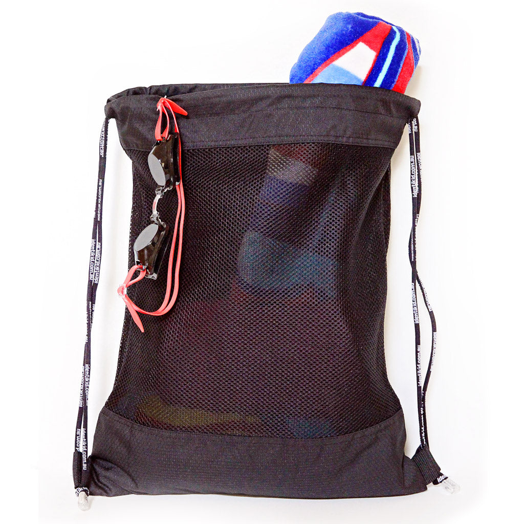 Mesh Swimming Bag