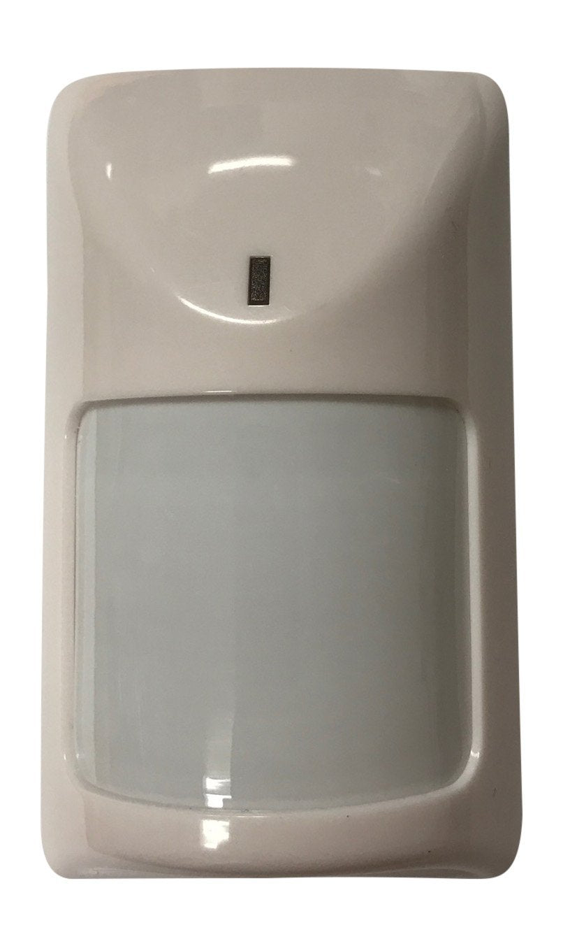 PIR Sensor Dual Passive Infrared Motion Detector Hard Wired Request to Exit for Residential or Commercial Burglar Alarm Systems