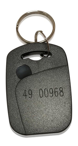 50 Rectangle 26 Bit Proximity Key Fobs Weigand Custom fc 200