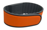 100 Orange Adjustable 26 Bit Proximity Wristbands