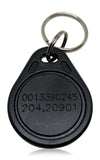 5 pcs Black Thin 26 Bit EM Wiegand Key Fobs