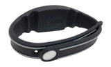 5 Black Adjustable 26 Bit Proximity Wristbands