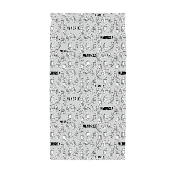Personalized Name - Beach Towel - Dotboxed