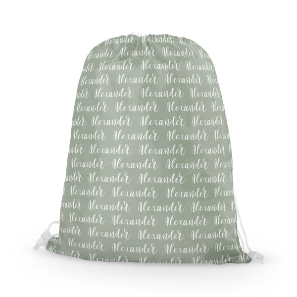 Personalized Name Gift Sack Pillowcase - NAME REPEAT