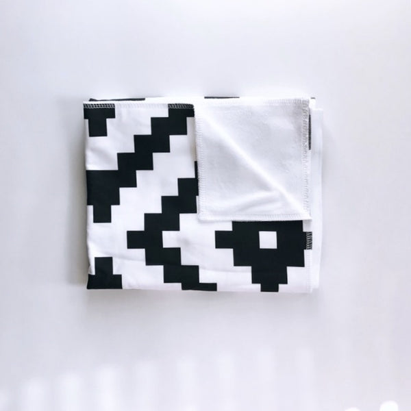 BABY TRAVEL BLANKET - AZTEC - Dotboxed