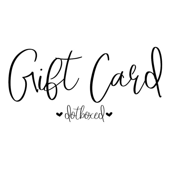 Gift Card - Dotboxed