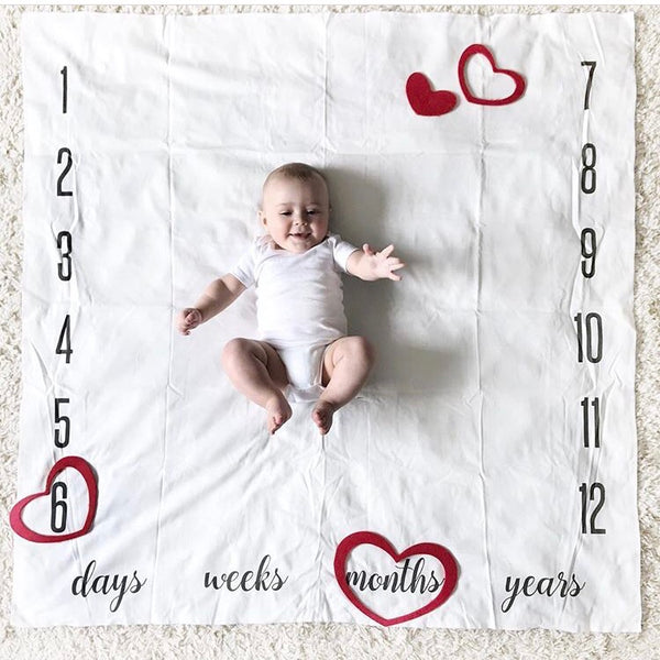 ANNIVERSARY BLANKET - FRONT + CENTER - Dotboxed
