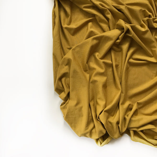Stretchy Swaddle Blanket in Gold Palm - Dotboxed