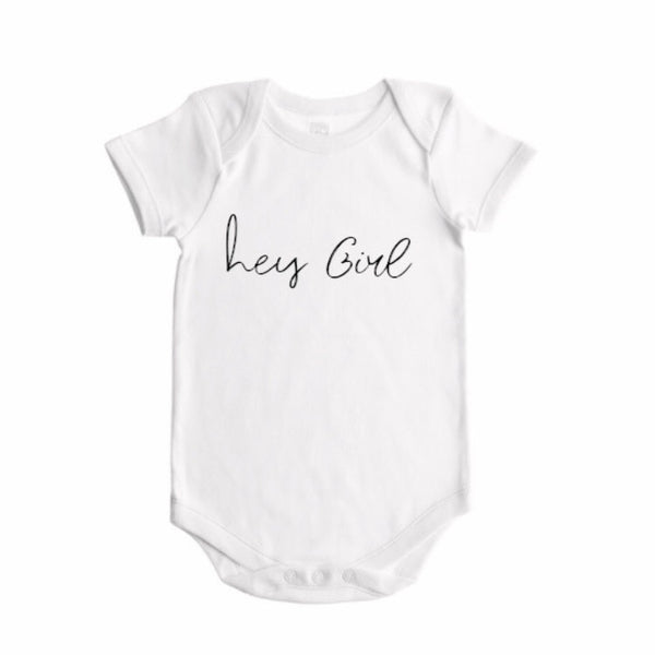 HEY GIRL Bodysuit - Dotboxed