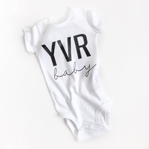 CITY BABY-  BODYSUIT - Wholesale - Dotboxed