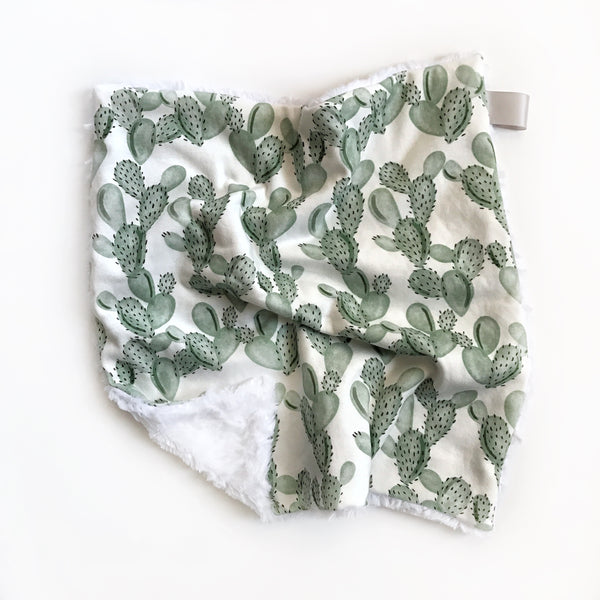 LOVEY BLANKET - CACTUS - Dotboxed