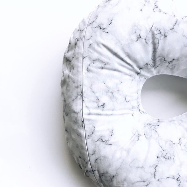 Nursing Pillow Cover - MARBLE - Dotboxed