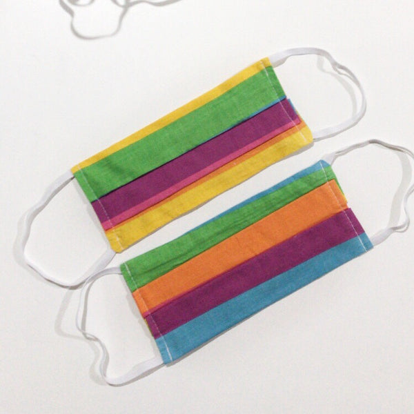 Rainbow Face Masks - Dotboxed