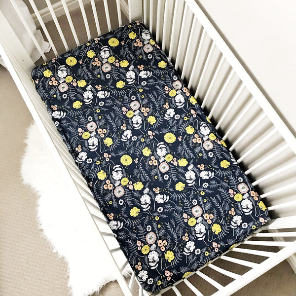 Crib Sheet - Meadow Vale - Dotboxed